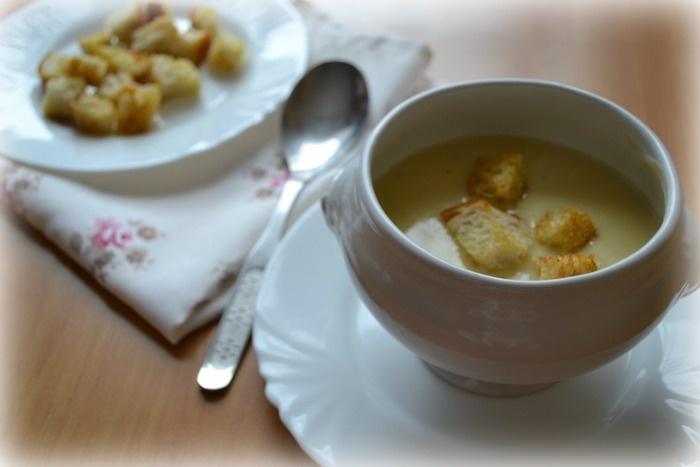 44-clove garlic soup | Soups & that sort | Pinterest