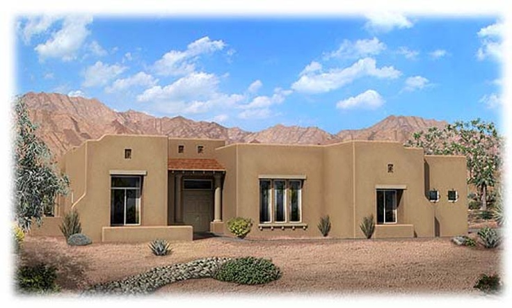 Model In Desert Rose Community New Homes In Phoenix Beazer Homes