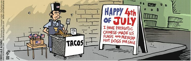 july the 4th jokes