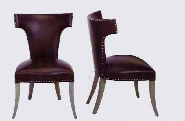 Custom klismos chairs french caf 233 pinterest