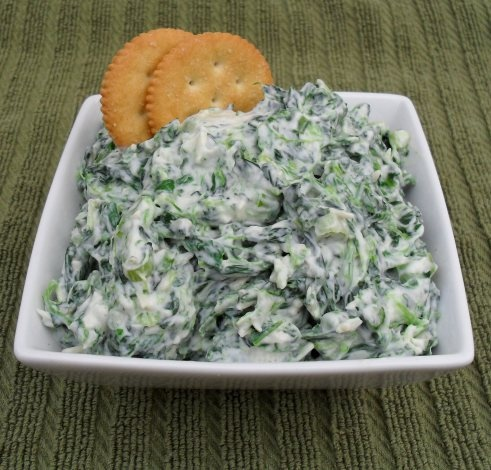 creamy parmesan spinach dip | Food- Snacks & Dips & Appatizers | Pint...