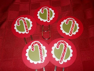 Great idea for gift tags and handouts at Christmas.