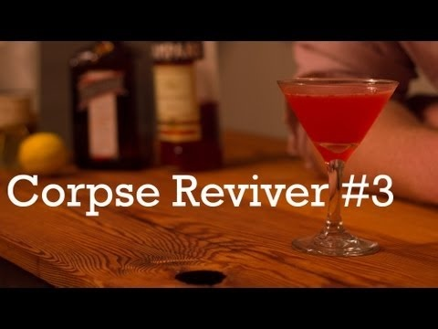 think this is the only video of the Corpse Reviver #3 on the ...