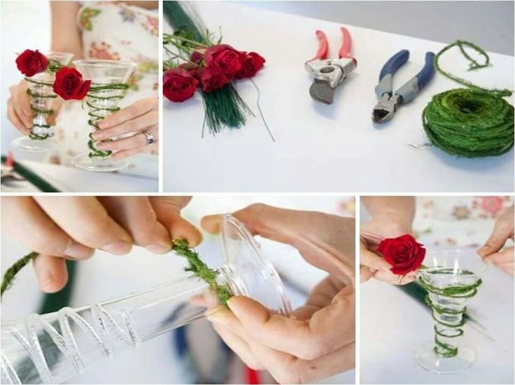 Do it yourself wedding decoration pinterest - Do it yourself homemade decorations ...