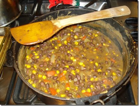 Black Bean Fiesta Soup | fun food for all ages | Pinterest