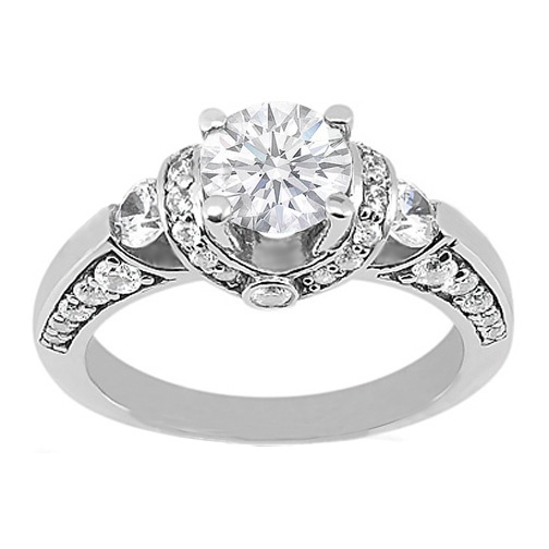Pin by amanda marth fagan on engagement ring redesign for Ideas for redesigning wedding rings