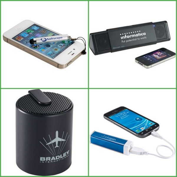 Mobile Tech Promotional Products from HotRef.com