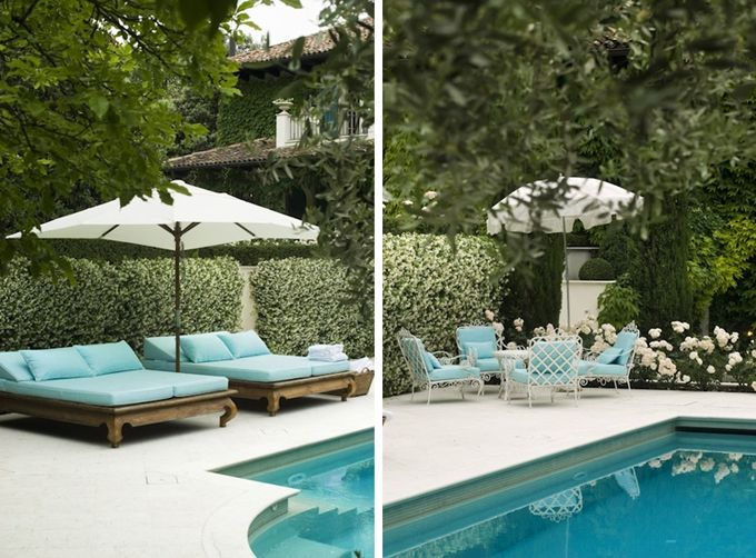 House of Turquoise: Michele Bonan Architetto