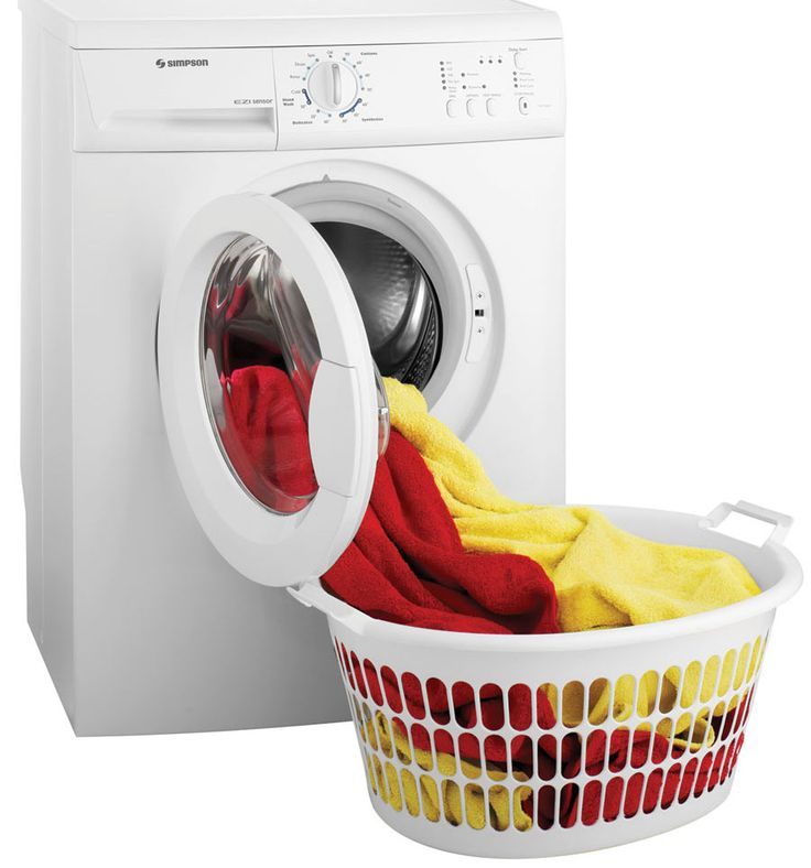 cleaning front loader washing machine
