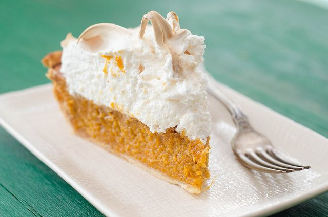 Sweet Potato Pie with Marshmallow-Meringue Topping by Pink Parsley ...