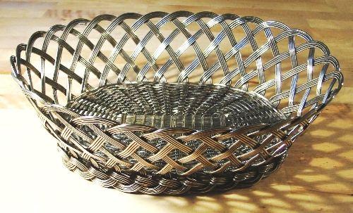 Handmade Copper Basket : Pin by talia ashbourne on diy crafty
