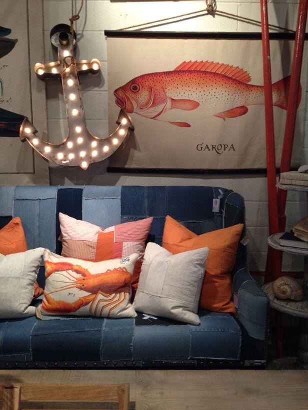 Do you like the nautical home decor trend? Vote now on HGTV's Design Happens blog! (http://blog.hgtv.com/design/2014/04/11/nautical-and-coastal-home-decor-trend/?soc=pinterest)