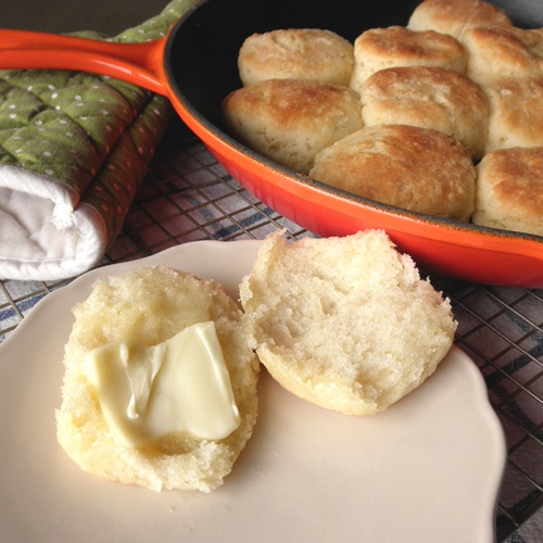 Angel Biscuits - made with yeast | Recipes | Pinterest