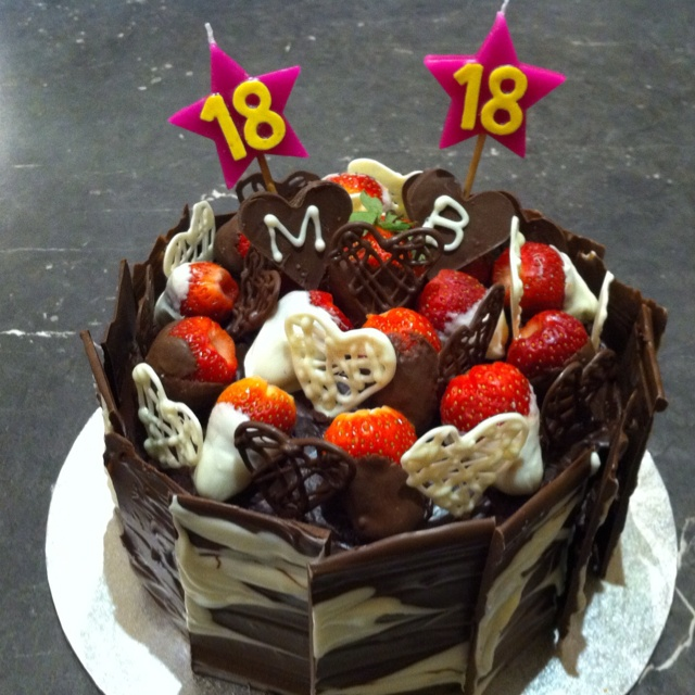 18th birthday cake ideas for twins