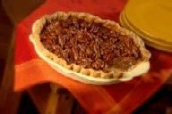 ... pecan pie recipe. I typically use light corn syrup but the dark works