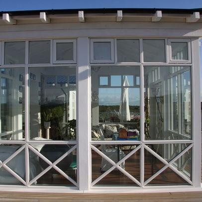 Enclosed porch design ideas for the home pinterest for Enclosed porch decorating ideas