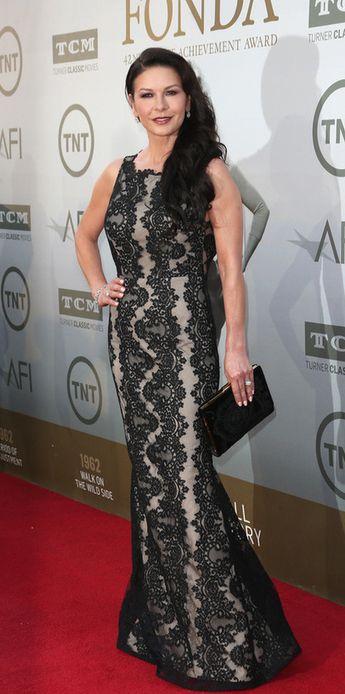 red carpet - Catherine Zeta-Jones 2014   Red Carpet   Pinterest Catherine Zeta Jones