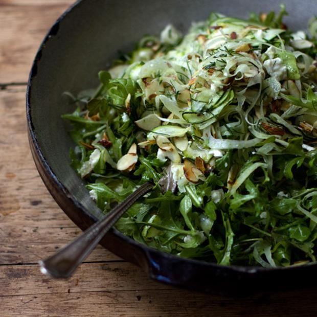 Shaved Fennel Salad | Foodily | Pinterest