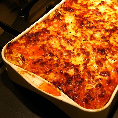 Egg Noodle Fettuccine & Meatball Lasagna serves 10 CLICK here for a ...