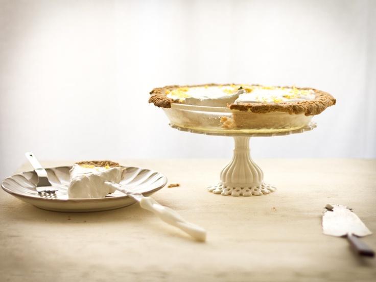 Gojee - Lemon Ginger Cheesecake