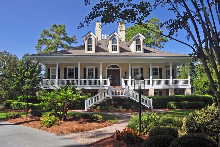 Pin by sarah zipf on new house pinterest for Low country homes