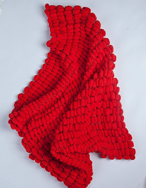 Pom Pom Yarn Knitting Patterns : knit with pom pom yarn Crochet Creations! Pinterest