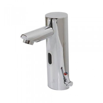 LightInTheBox Touch Free Automatic Sensor Sink Faucet with Temperature ...