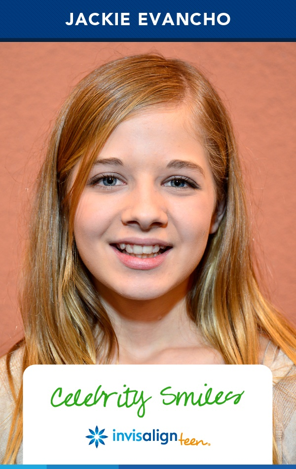 Repin to help us welcome our newest celebrity smile jackieevancho