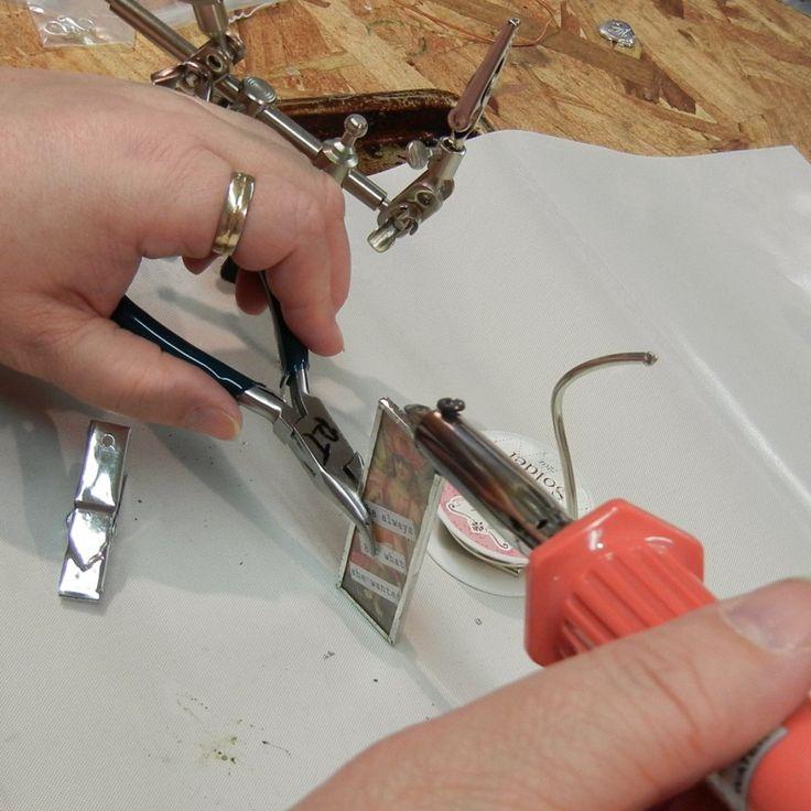 how to solder jewelry tutorials