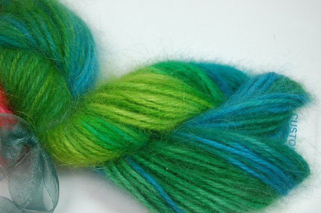 Prism Angora Yarn is 100% French Angora Yarn and what we make of it ...
