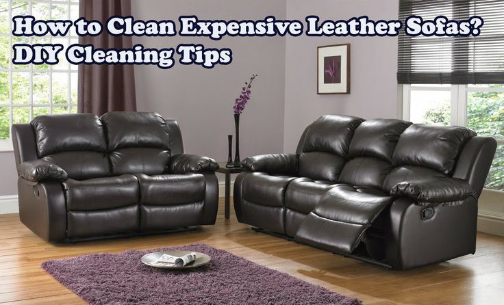How To Clean Leather Couch With Vinegar