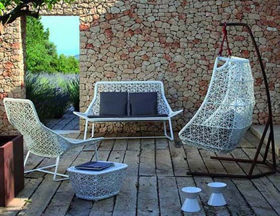 Outdoor Designer Furniture Photo Decorating Inspiration