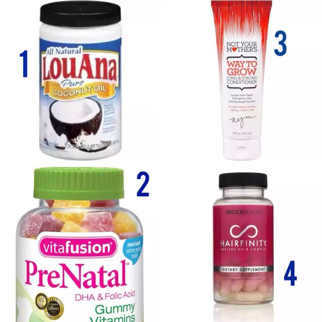 Hair growth products | Beauty | Pinterest