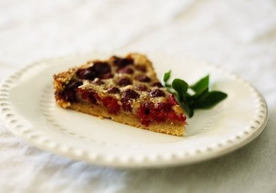 Brown Butter Raspberry Tart | Sweet | Pinterest
