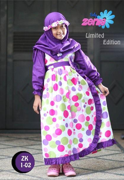 baju muslim anak perempuan terbaru tanah abang evaluate bahan