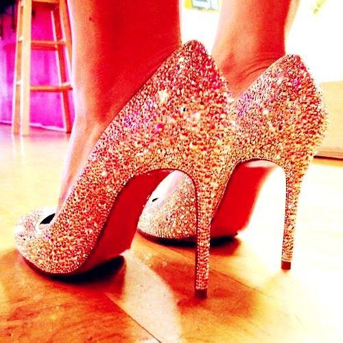 bling bling high heel shoes high heels i