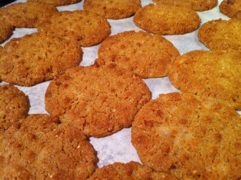 Gluten Free Peanut Butter Cookies Recipe   Recipes   Pinterest