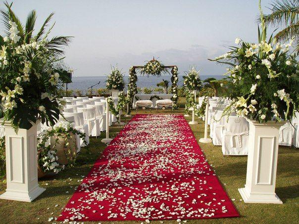Decoracion Bodas Al Aire Libre ~  com consejos para la decoracion de bodas al aire libre