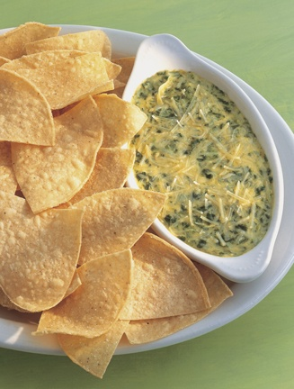 Touchdown Spinach Dip | Game Day Tailgate | Pinterest