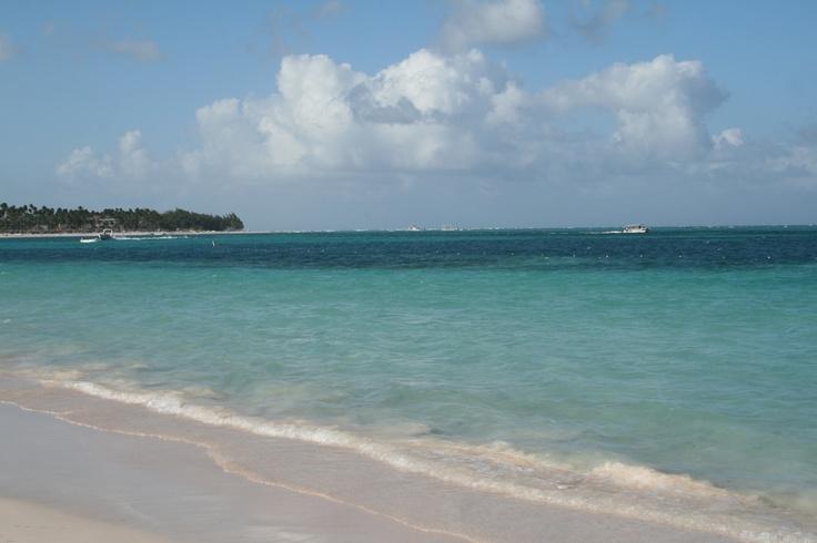 Dominican republic ocean scenes pinterest