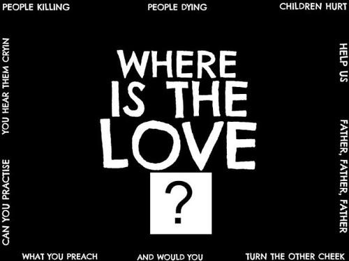 Übersetzung The Black Eyed Peas - Where Is the …