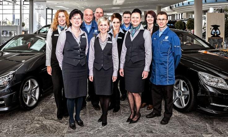Unser Service Pkw Team.