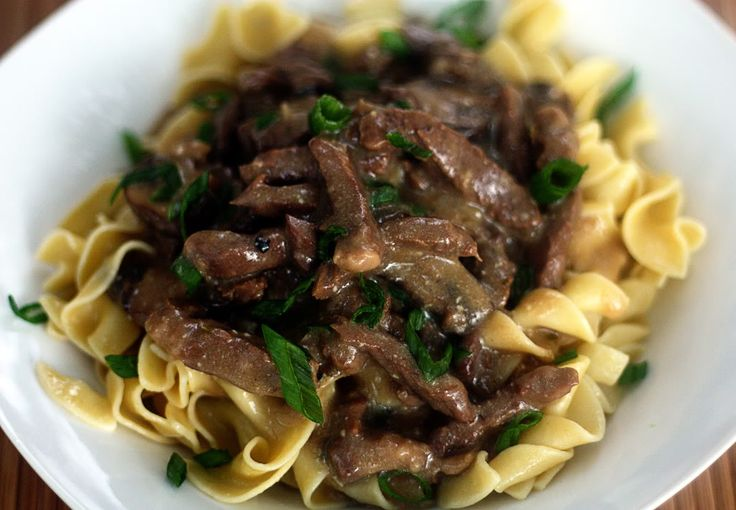 Slow cooker Beef Stroganoff | For the Home | Pinterest