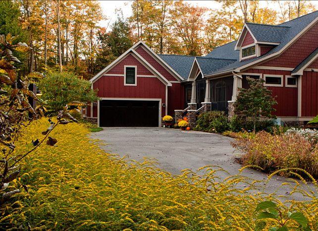 Fall Decor Exterior Dream Home Pinterest