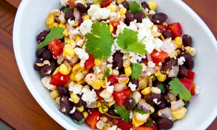 Smoky-Sweet Corn Salad | Recipe