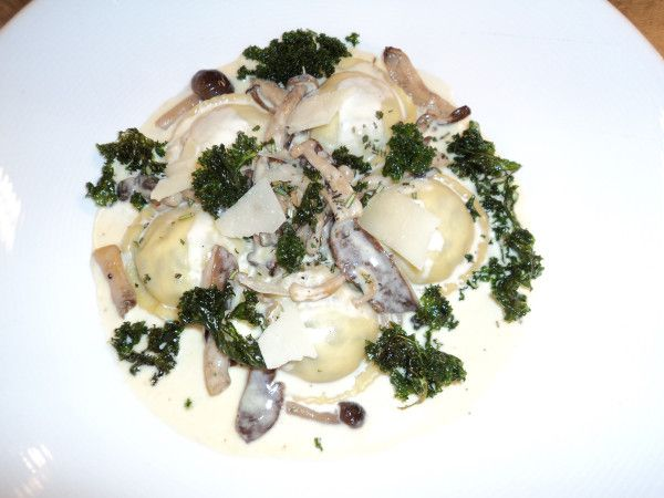Kale-and-Ricotta Ravioli Recipes — Dishmaps