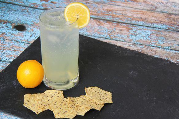 Meyer Lemon Tom Collins #drink #recipes #cocktails