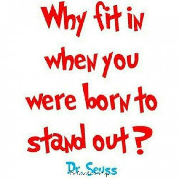 Things Dr. Seuss Quote