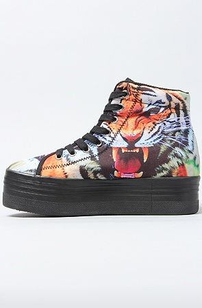 Jeffrey Campbell Tiger Sneaker