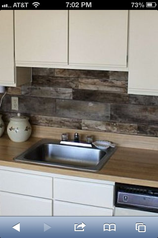 pallet backsplash pallet projects pinterest